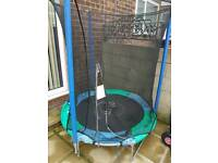 My first Plum trampoline 4.5 feet.