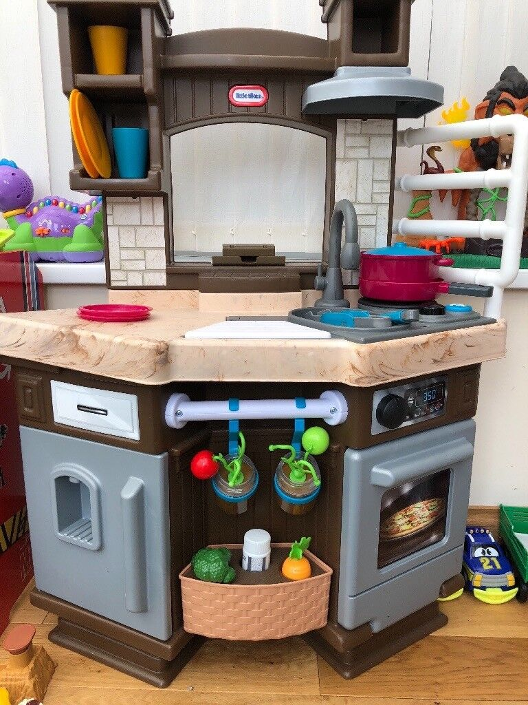 Little Tikes Cook N Learn Smart Play Kitchen In Gorseinon Swansea Gumtree