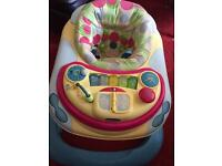 Chicco baby Walker in clean and good condition