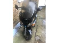 250cc moped x9 not gilera or typhoon might swop