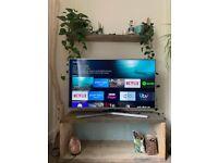 "Samsung UHD 4K 50"" TV MINT CONDITION"