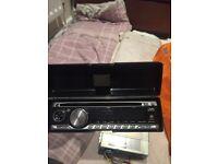 JVC CAR CD PLAYER MODEL KDG421