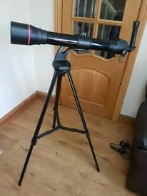 Tasco telescope (new)