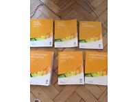 AAT accounting level 2 books