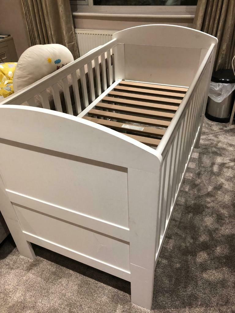 release date: 27a4c ad681 Mamas and papas Harrow cot bed | in Cheadle Hulme, Manchester | Gumtree