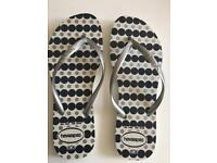 Ladies Havaianas UK 5/6 *New*