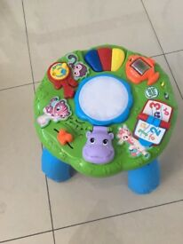 Leapfrog Play&Learn musical table