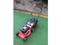 Rover EM-46 Self-Propelling Lawn Mower with Briggs and Stanton 190cc Petrol Engine