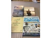 Brand New Fishing Books DVD is Sealed RRP of total £50+