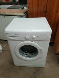 Beko washing machine 6kg for sale good clean condition