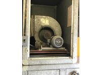 Extractor, ventilation fan