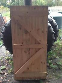 Gate / shed door
