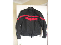 Spada Textile Motorbike Jacket.
