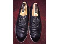 Leather men's shoes size 10.5