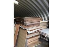 8ftx4ft plywood sheets caravan campers wall boards furniture boards