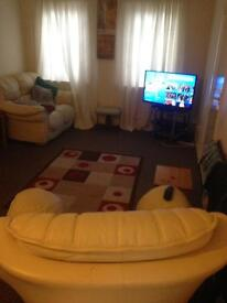 Clean double room available At £75 per week.Two weeks rent and two weeks deposit