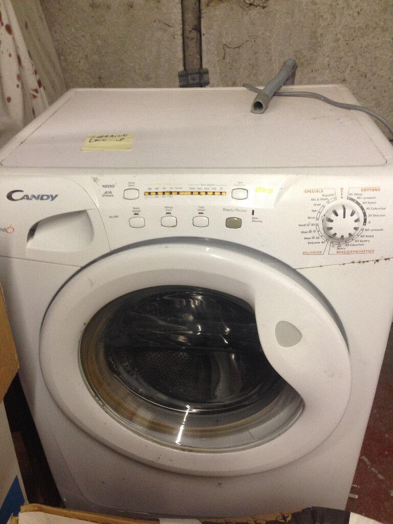 Candy Grand GO282 1200 Washing Machine - REDUCED