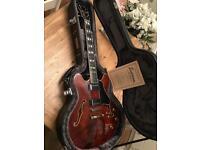 Eastman T486 guitar