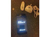S7 Samsung smart phone unlocked