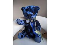 Traditional Teddy Bear - luxury handmade jointed bear - New