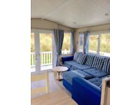 Caravan to rent Oresthaven Beach Resort