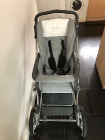 Prestige Pram stroller complete set