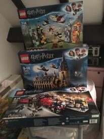 Harry Potter Lego bundle