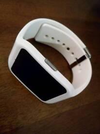 WHITE STRAP Sony Smartwatch 3 Smart Watch SWR50 (strap only)