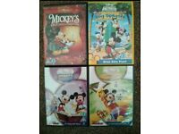 Mickey Mouse DVD bundle