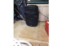 Music box speaker. Black in colour working condition