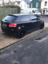Audi a3 3.2v6 Quattro