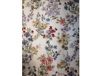 """Wildflower curtains - 52"""" x 50"""""""