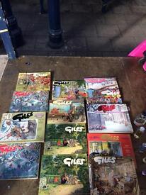 Original Giles books