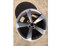Audi RS5 genuine 20 inch rotor alloy wheel for sale