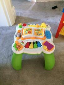 Leap Frog Play Table for Baby