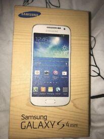 Samsung galaxy S 4mini