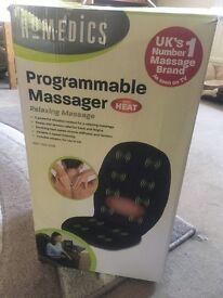 Programmable Homedics Massager