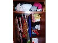 Doubble wardrobe FREE