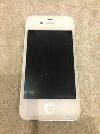 iPhone 4s 16gb unlocked very good condition