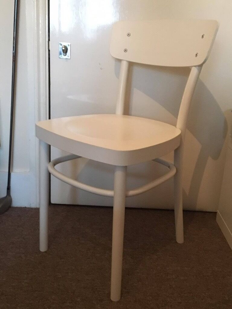 Dining Chair X 4 Ikea Idolf In Islington London Gumtree
