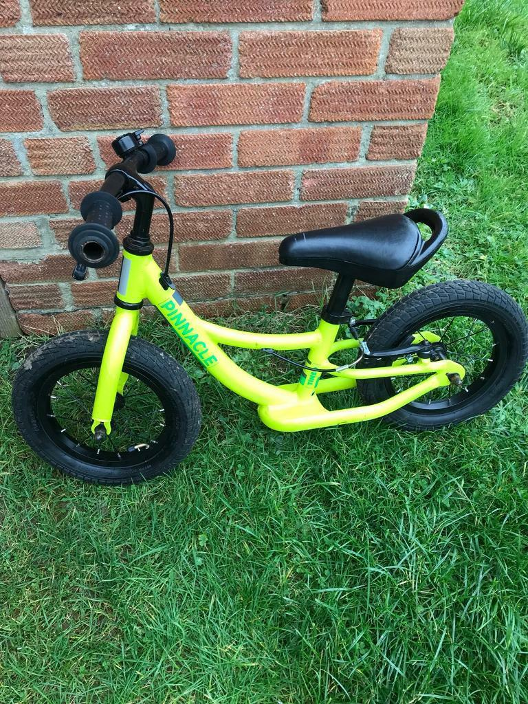 Pinnacle Balance bike