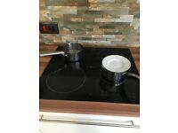 Electric hob for sale excellent working condition just changed to a gas hob