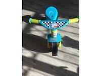 Baby, toddler bike (age 1-3)