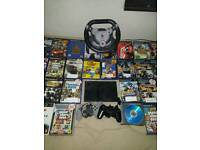 PS2 BUNDLE / PLAYSTATION 2 WITH 30+ GAMES
