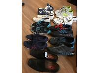 Job lot of men's original size 9 shoes/trainers
