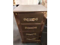 Small 4 drawer cabinet