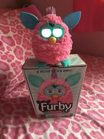 Furby mind if it's own