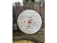 Cable Drum Wheels
