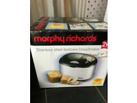 Morphy Richards fastbake breadmaker