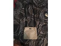 Blue and grey water proof Gucci bag like new